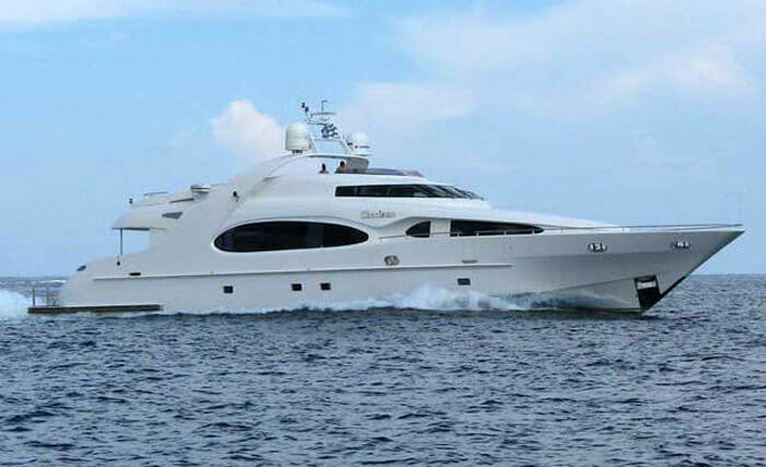 Golden Eye – 36.58 m