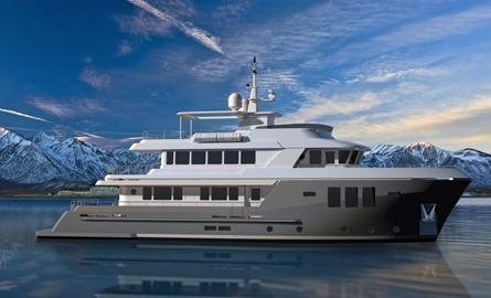 Mulder Design 30m Explorer Yacht