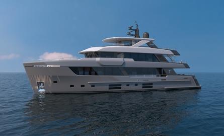 Explorer Yacht 36m – P1182