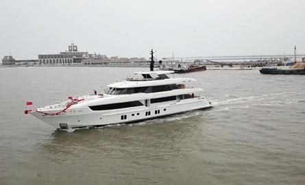 46m JinLong Mega Yacht – P1221
